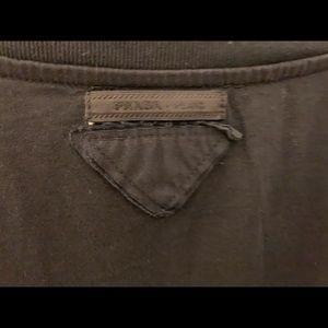 Prada Basic Black T-Shirt